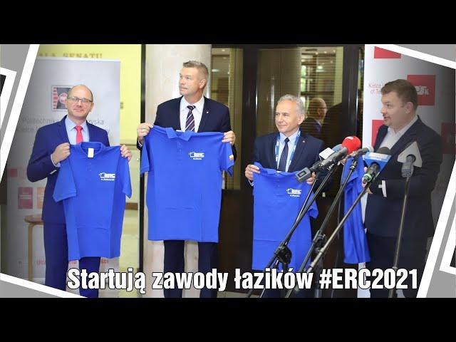 Startują zawody łazików #ERC2021