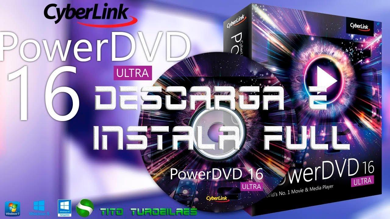 descargar cyberlink powerdvd 9 gratis