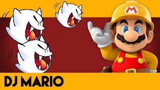 DJ Mario #06 - Echapper aux Boos !