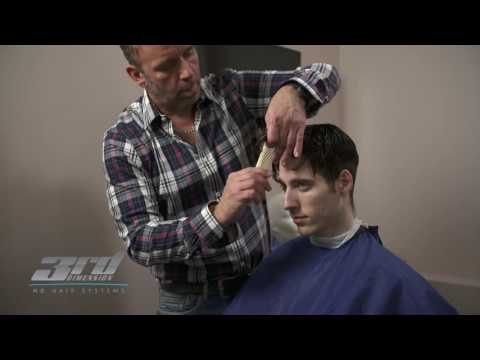 Anthony Cut In | 3rd Dimension Hair Systems