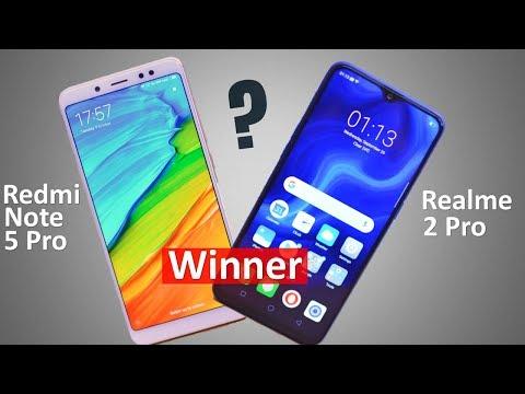 Realme 2 Pro Vs Redmi Note 5 Pro - Full Comparison Clear Winner is ? | Best Smartphone under 15K