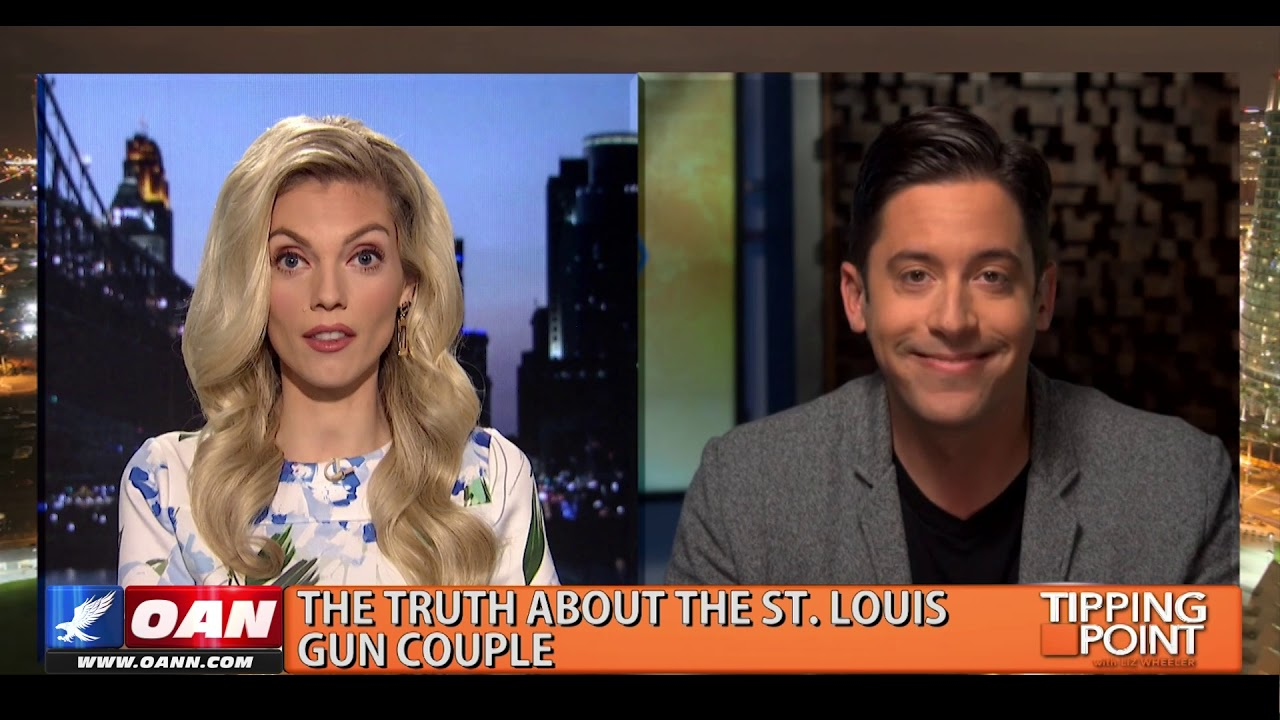 The Truth about the St. Louis Gun Couple