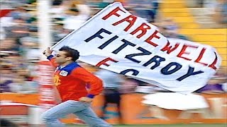 Fremantle Dockers vs Fitzroy Lions - Round 22 - 1996 - Fitzroy's Last Ever AFL Game