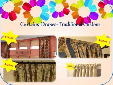 Fabricworkroom - Custom Curtains And Window Treatments