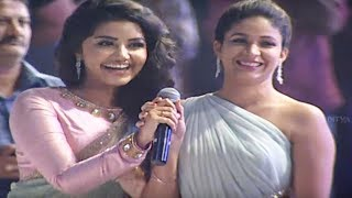 Video Ram, Anupama, Lavanya, DSP Singing Whatamma Song ||  Vunnadhi Okate Zindagi Audio Launch download MP3, 3GP, MP4, WEBM, AVI, FLV Oktober 2017