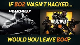What If BO2/Older COD