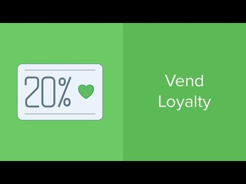 Setting Up and Using Loyalty in Vend – How can we help?