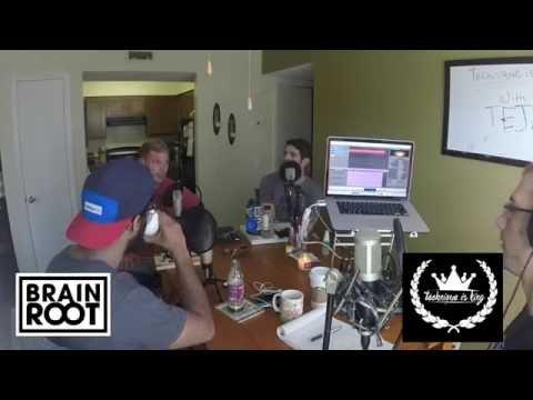 Technique is King Episode #3 - Hacking Business and Jiu-Jitsu with Teja Yenamandra