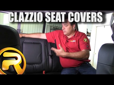 How to Install Clazzio Leather Seat Covers