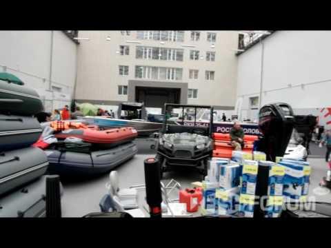 Надувные лодки от компании Катера России