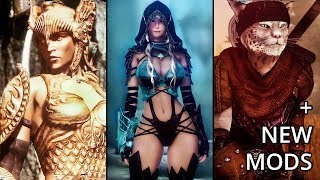 Oblivion - Top 5 INCREDIBLE Mods That Will Blow Your Mind