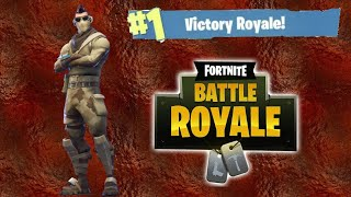 New Armadillo Skin Gameplay - Fortnite Duo Gameplay