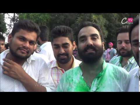 SOI Wins Panjab University's student council Elections  2015