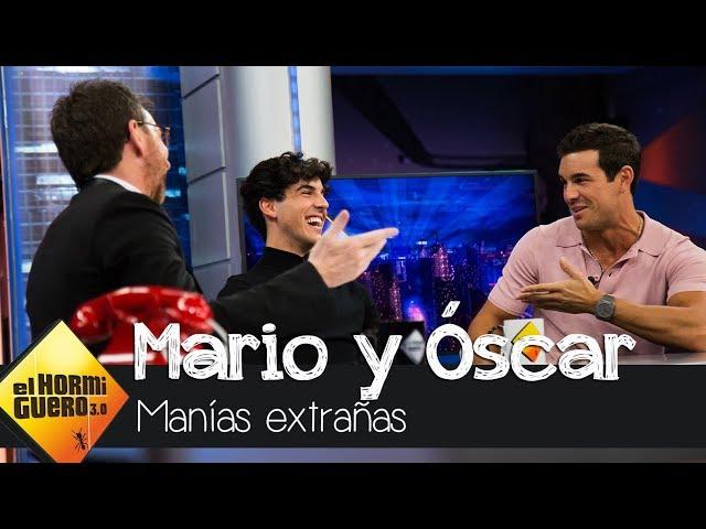 Mario y Óscar Casas confiesan sus extraños TOC's - El Hormiguero 3.0