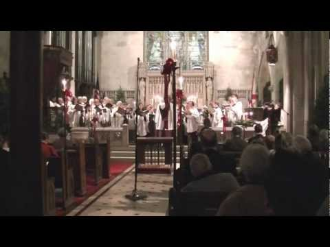 A Festival of Nine Lessons & Carols for Christmas from St Andrew's Episcopal Church
