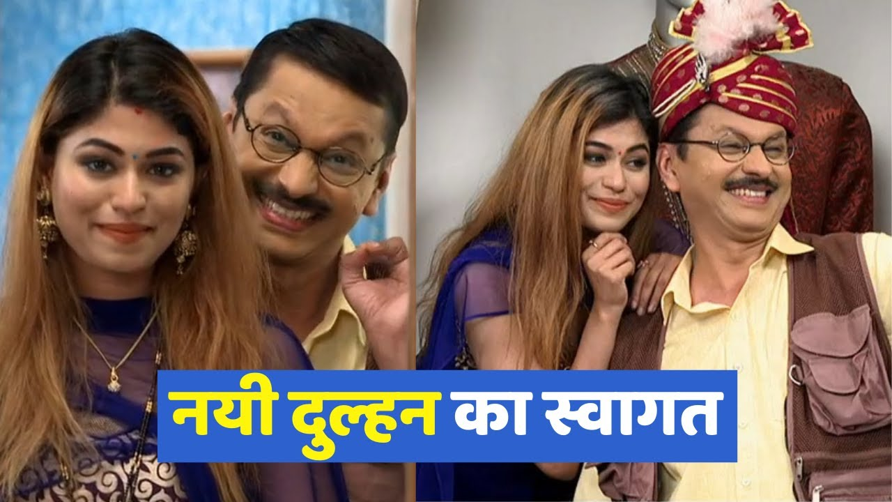 Popatlal's Life After Marriage - Taarak Mehta.. Chashma