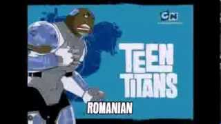 Teen Titans (Intro) - Multilanguage