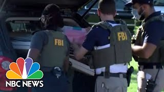 FBI Search Florida Home Of Gabby Petito's Fiancé After Body Found In Wyoming