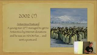 24 Years of ADOM in 24 Minutes - Thomas Biskup