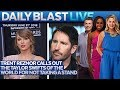 TRENT REZNOR CALLS OUT TAYLOR SWIFT: Daily Blast Live | Thursday June 21, 2018