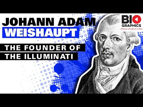 Johann Adam Weishaupt: The Founder of the Illuminati