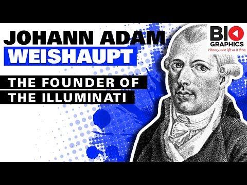 Johann Adam Weishaupt: The Founder of the Illuminati