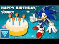 Sonic the Hedgehog's 25th Anniversary AMV - His World