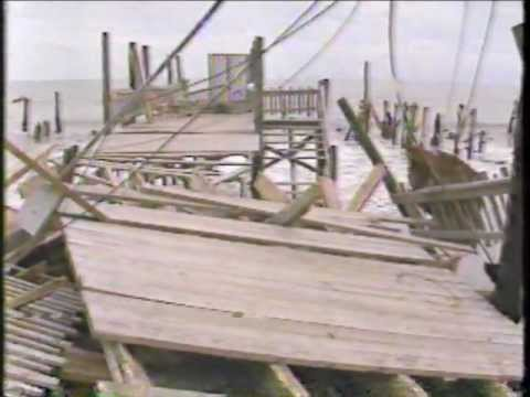 """The Sights and Sounds of Hurricane Hugo"" 1989 WBTV Part 3 of 4"