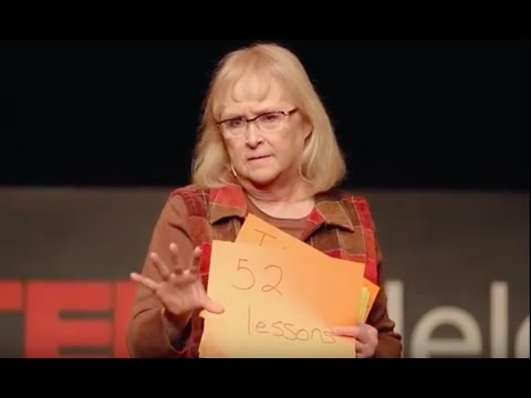 Lessons In Theatre That Have Nothing to Do With Acting | Marianne Adams | TEDxHelena
