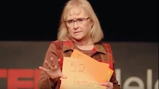 Lessons In Theatre That Have Nothing to Do With Acting   Marianne Adams   TEDxHelena
