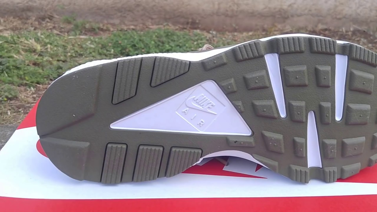 cc55c8b7af6c Nike Air Huarache review - YouTube