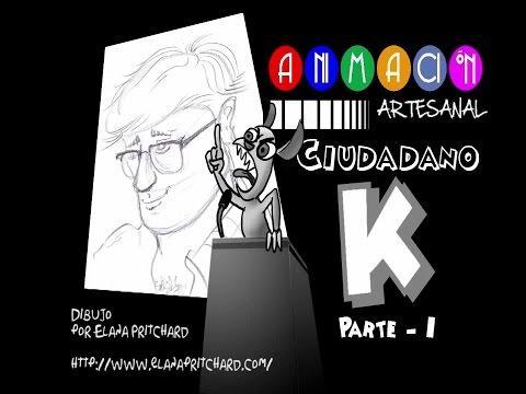 ANIMACIÓN ARTESANAL 26 - 27: JOHN KRICFALUSI (Redux 12/12/15)