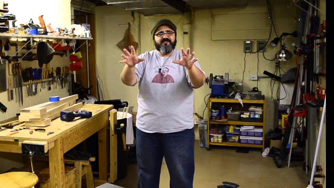 Woodshop Layout with Matt Vanderlist - YouTube