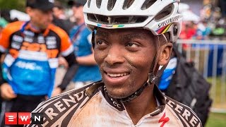 When Sipho Madolo met world famous mountain biker Christoph Sauser in 2009 he took a keen interest in the sport. Seven years later he completed the Absa Cape Epic alongside his hero.  Click here to subscribe to Eyewitness News: http://bit.ly/EWNSubscribe  Like and follow us on: http://bit.ly/EWNFacebook AND https://twitter.com/ewnupdates  Keep up to date with all your local and international news: https://ewn.co.za  Produced by: Aletta Harrison