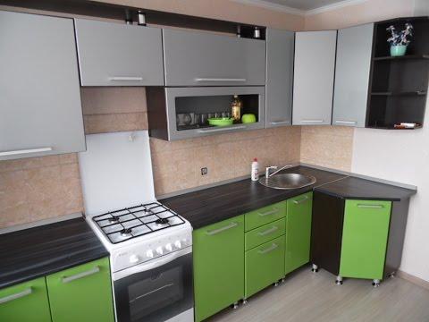 Как построить кухонный гарнитур своими руками