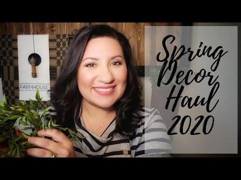 spring-home-decor-haul-|-old-farmhouse-primitives