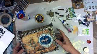 Altering Boxes -- Part 2 - Patti Tolley Parrish - Inky Obsessions