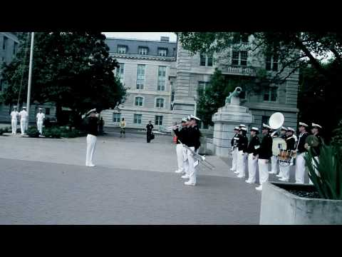 Colors U.S. Naval Academy Band