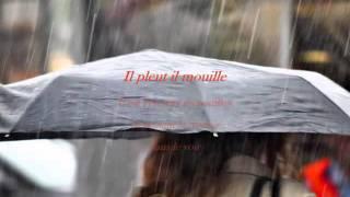 Il Pleut des Cordes...