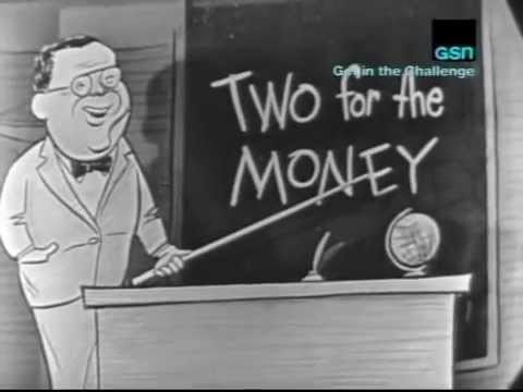 Two for the Money  1956 Episode