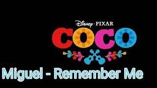 Miguel -  Remember me from Coco Nightcore