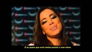 Baixar Anitta no filme Breaking Through