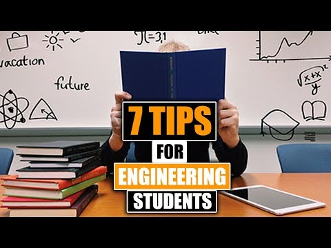 7 Tips for Engineering Students