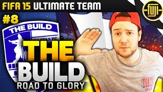 Fifa 15 - The Build - Road To Glory - Ep.8 - Tots  Destruction!!! - Fifa 15 Ultimate Team