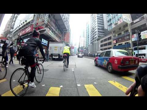 20160102 North Point   Kennedy Town round trip