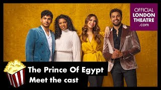 The Prince Of Egypt - Cast Introductions