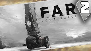 Пустыня Смерти - FAR: Lone Sails ᐳ 2