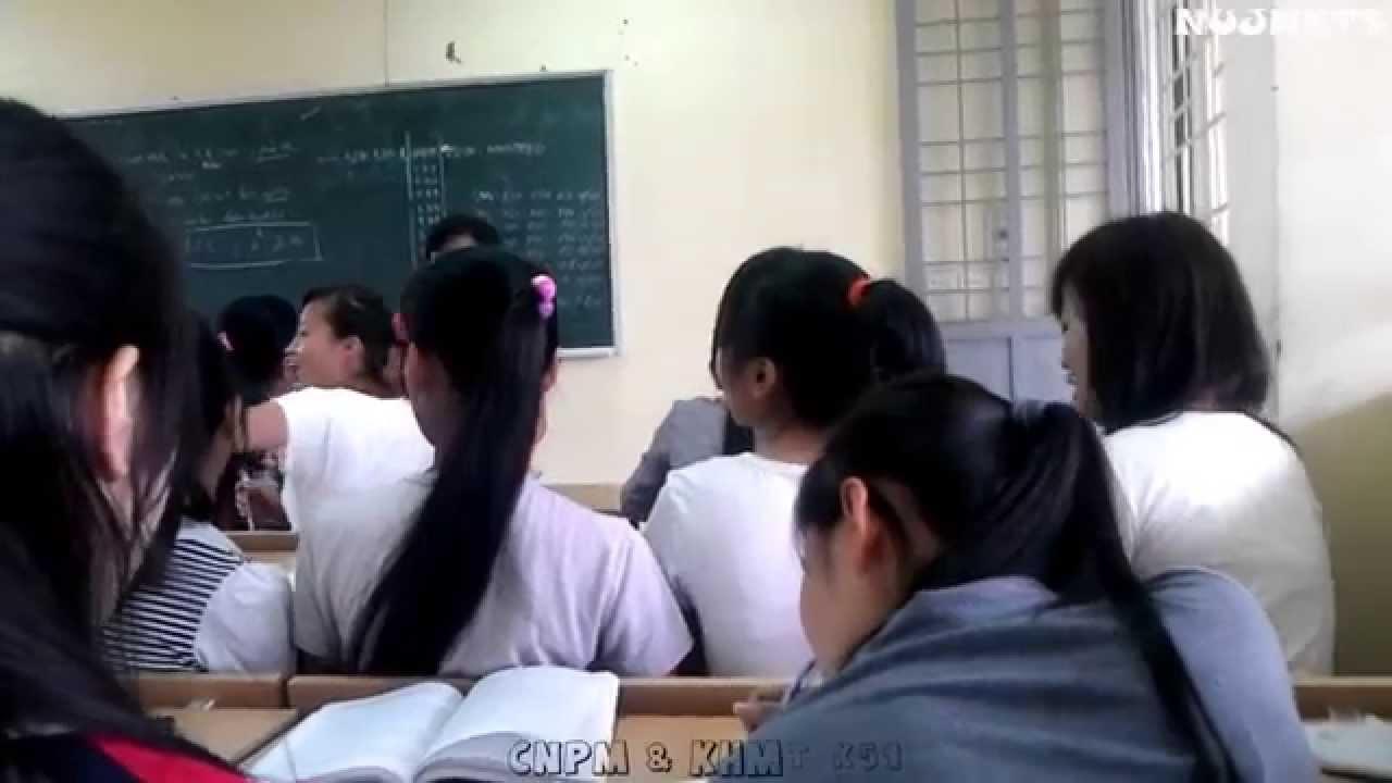 Đại Học Giao Thông Vận Tải Hà Nội -UCT CNTT1-K51