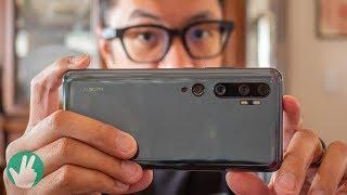Xiaomi Mi Note 10 Real World Camera Test