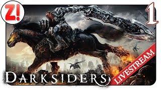 Darksiders Warmastered Edition: Ein Reiter zwischen Himmel und Hölle! | #01 | Let's Play [DEUTSCH]